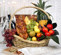 Shabbat Fruit Basket