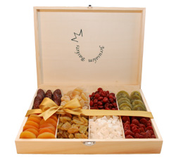 Rosh Hashanah Dried Fruit Box