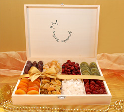 Purim Dried Fruit Gift