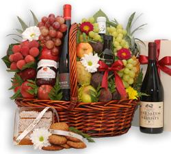 Rosh Hashanah Supreme Gift Basket