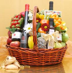 Purim Supreme Gift Basket