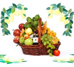 Standard Sukkot Gift Basket